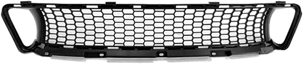 HEADLIGHTSDEPOT Front Bumper Cover Grille Black Compatible with Lexus IS250 IS350 2011-2013 Sedan without F-Sport without Park Assist Sensor Holes