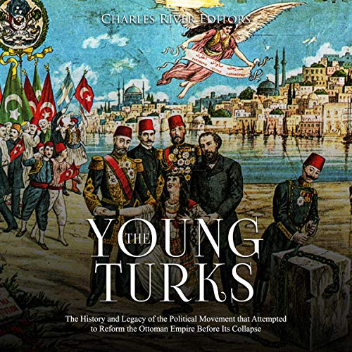 The Young Turks audiobook cover art