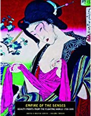 Empire of the Senses : Beauty Prints from the Floating World (Ukiyo-E Masters) by Jack Hunter (2015-02-19)