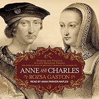 Anne and Charles audiobook cover art