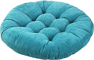 Tiita Floor Pillows Cushions Round Chair Cushion Outdoor Seat Pads for Sitting Meditation Yoga Living Room Sofa Balcony Pa...