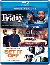 Friday / Menace II Society / Set It Off