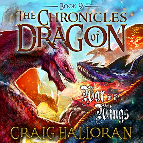 War in the Winds     The Chronicles of Dragon, Book 9              By:                                                                                                                                 Craig Halloran                               Narrated by:                                                                                                                                 Lee Alan                      Length: 5 hrs and 14 mins     3 ratings     Overall 4.3