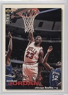 Michael Jordan (Basketball Card) 1995-96 Upper Deck Collector's Choice - [Base] #45