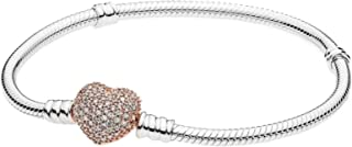 Pandora Women's Sterling Silver Bracelet - 586292CZ-18