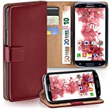 MoEx® Book-style flip case to fit Samsung Galaxy S3 / S3