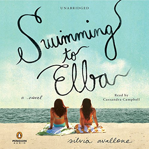 Swimming to Elba audiobook cover art