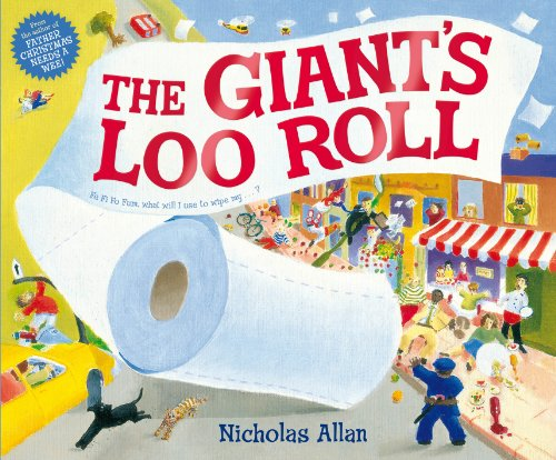 The Giant's Loo Roll (English Edition)