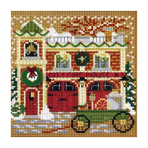 Firehouse - Cross Stitch Kit