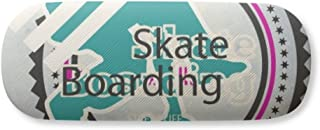Sport Snowboarding Athletes Illustration Gl Case Eyegl Hard Shell Storage Spectacle Box