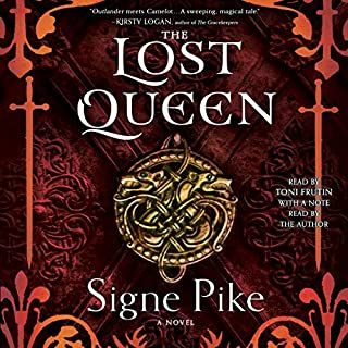 Page de couverture de The Lost Queen