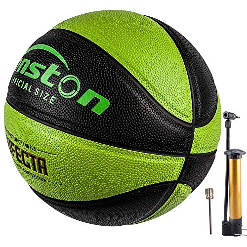 Senston Basketball Größe 5 Basket Ball Arena Training PU Basketbälle