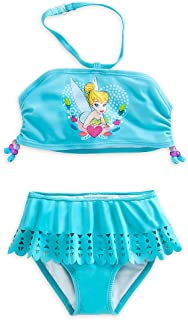 Disney Store Tinker Bell Diving Bell 2-Piece Swimsuit for Girls