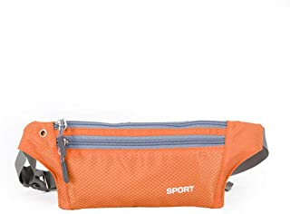 Fashion Outdoor Waist Bag,Travel Anti-Water Pocket Running Bicycle Sports Cell Phone Pockets