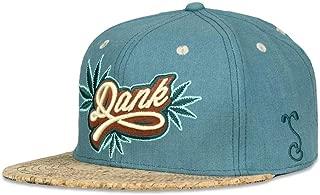 Grassroots California Dank Blue Cork Fitted Hat
