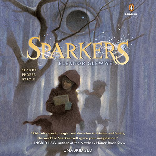 Sparkers audiobook cover art