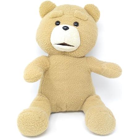 ted おれのモフモフお座りBIGぬいぐるみ