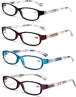 LianSan Designer Leesbril voor Vrouwen Mannen Kleurrijke Blauw Licht Blokkerende Bril Computer Brillen