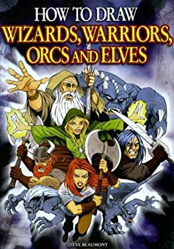 How to Draw Wizards Warriors Orcs and Elves