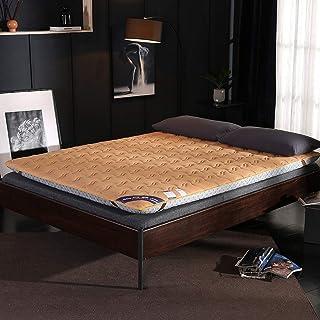 AOLI Colchón de suelo japonés Colchón de futón, 6,5 cm Espesor Tatami Colchoneta para dormir Colchón enrollable plegable Colchón para niños y niñas Dormitorio Colchón para niños Sillón para niños Sof