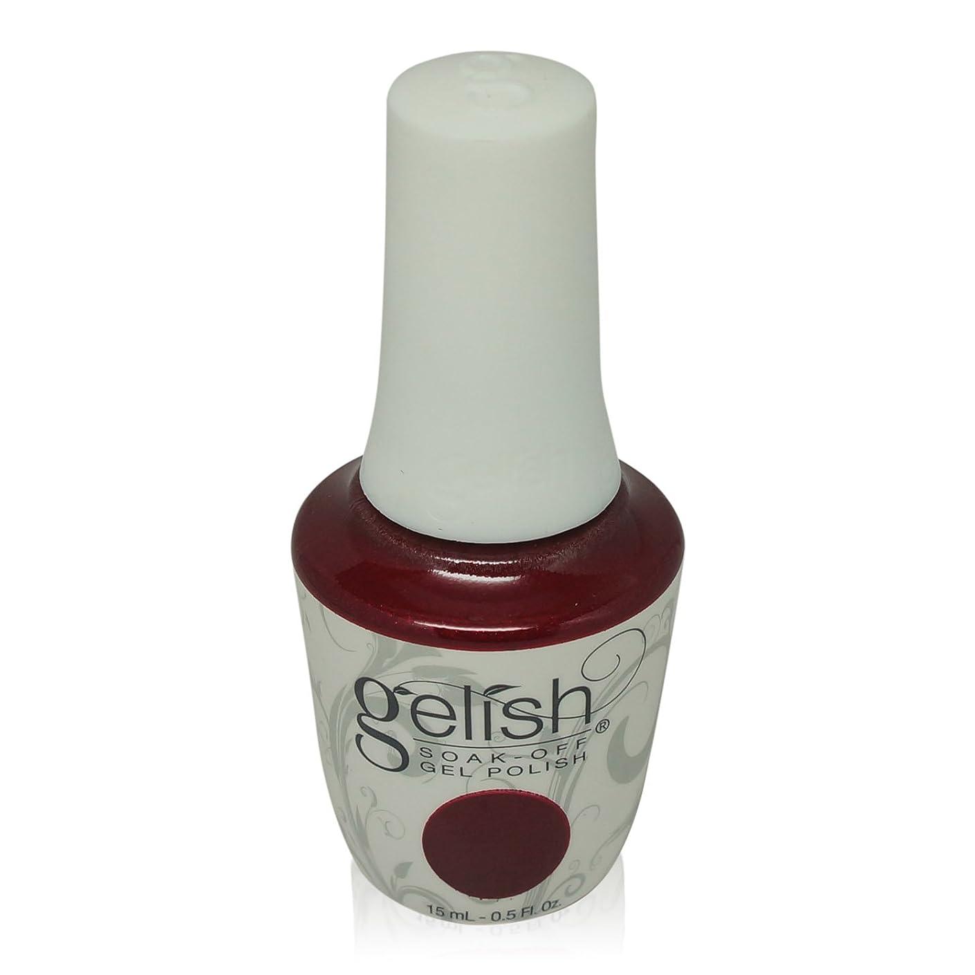 オーストラリア兄多くの危険がある状況Harmony Gelish - Good Gossip - 0.5oz / 15ml