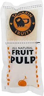 Guanábana (Soursop) - Tamarin Fruits All Natural Frozen Fruit Pulp (4 lbs)