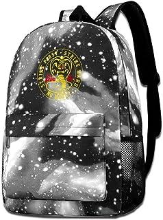 Cobra Kai Galaxy Bandolera Mochila Escolar Mochila Galaxy Sky Starry Bag Mochila