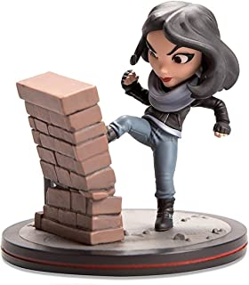 Quantum Mechanix Marvel's Jessica Jones as seen on Netflix Qmx Q-Fig Action Figure Loot Crate Exclusive April 2017
