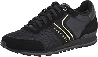 BOSS Hugo Parkour Sneaker Shoes For Men  Black - 43 EU