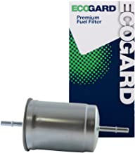 ECOGARD XF65377 Engine Fuel Filter - Premium Replacement Fits Volvo S80, S60, V70, V40, S40