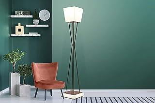 Lampe de sol en Corian® Solid Surface modèle Enea Rust