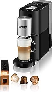 Nespresso S85 Atelier, Siyah