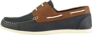 Soviet Mens Classic Boat Shoes