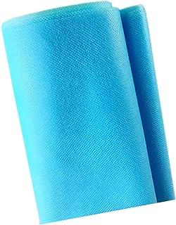 Tecido TNT TNT de 1 rolo de tecido derretido, tecido não tecido, original, tecido não tecido, filtro de filtragem, rolo de...