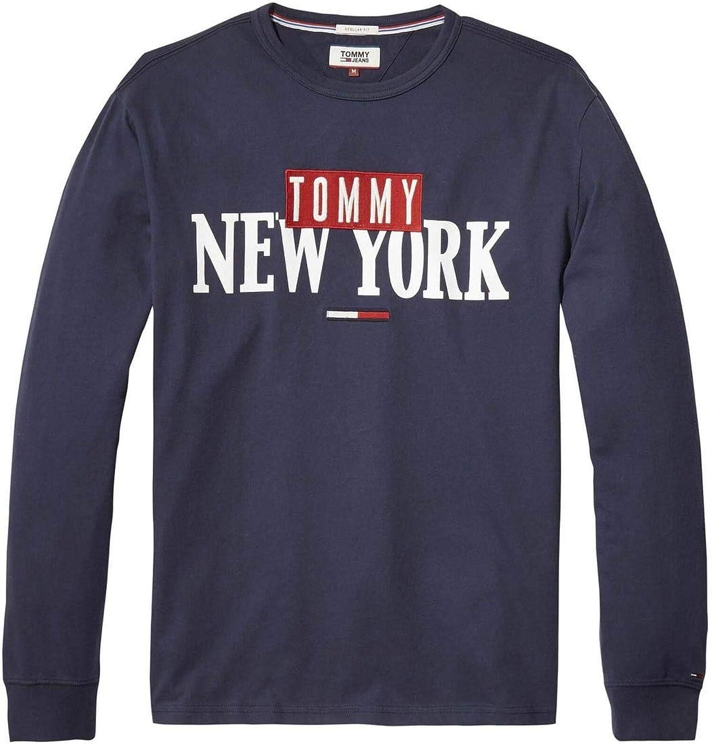 Tommy Hilfiger New York Long Sleeve Camisa para Hombre