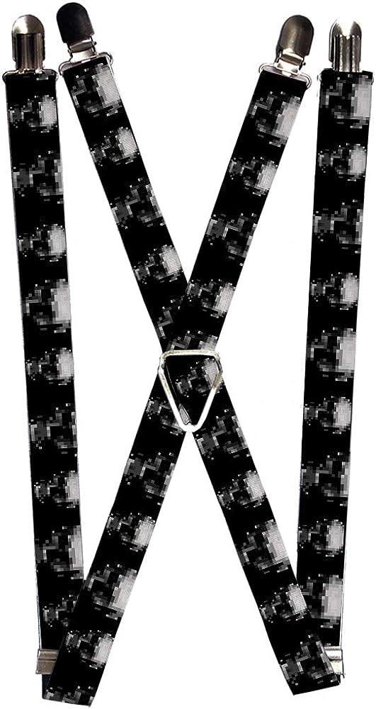 Buckle-Down Suspender - Skulls