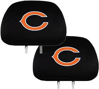 Team ProMark Official National Football League Fan Shop Authentic Headrest Cover (Chicago Bears)