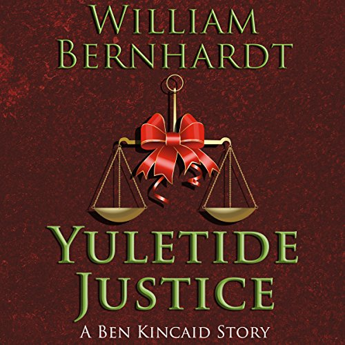 Yuletide Justice cover art