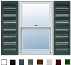 Best pvc shutters exterior Reviews