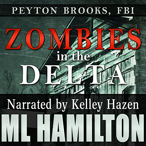 Zombies in the Delta cover art