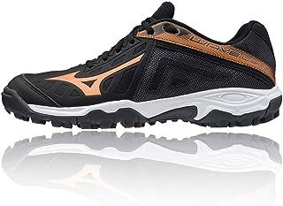 Mizuno Unisex Adults Wave Lynx Handball Shoe, Ebony/White/Black, 10 UK