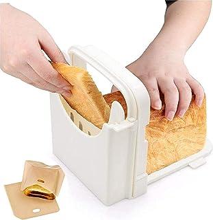 Slicer À Pain, Outils À Main Réglables Gadgets Pour Outils De Cuisine Et Gadgets Pain Pliable Pain Toast Loaf Cutter Machi...