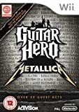 Guitar Hero: Metallica - Game Only (Wii) [import anglais]
