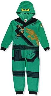 Ninjago Little Boys' Costume, Onesie Pajamas New Look, All-in-one Set