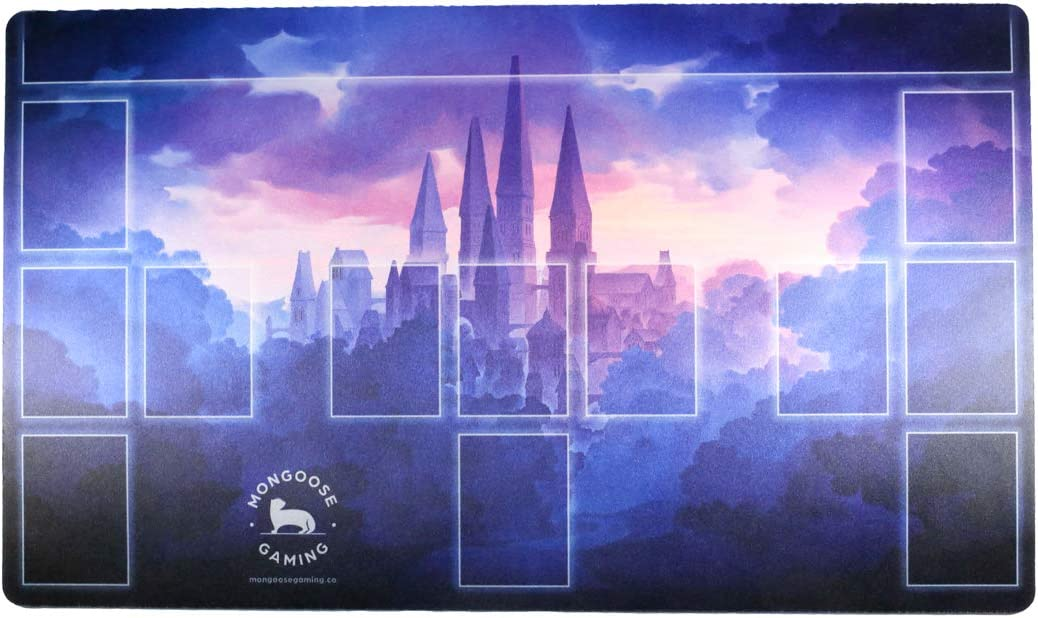 Abandoned Fashion City Flesh and Blood playmat for 24 Game TCG Be super welcome x Card 14