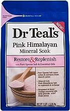 Dr Teals Pink Himalayan Mineral Soak, 1.36 kg