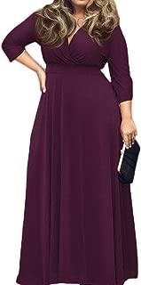 Best blue maxi dresses plus size Reviews