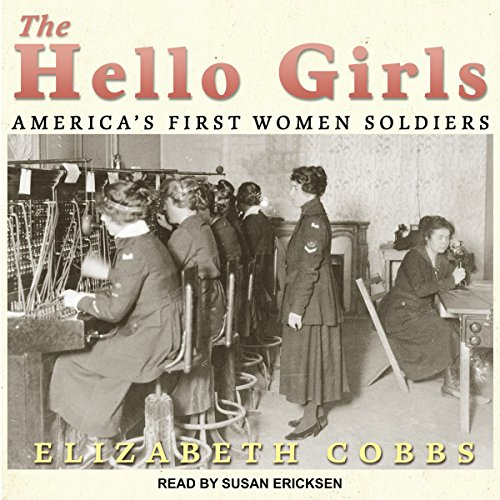 The Hello Girls audiobook cover art