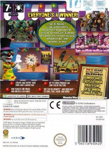 Wonder World Amusement Park (Wii) [import anglais]