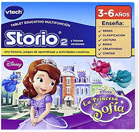VTech - Juego para Tablet Educativo, Storio ... - Amazon.es